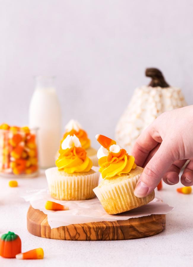 harvest mix cupcakes