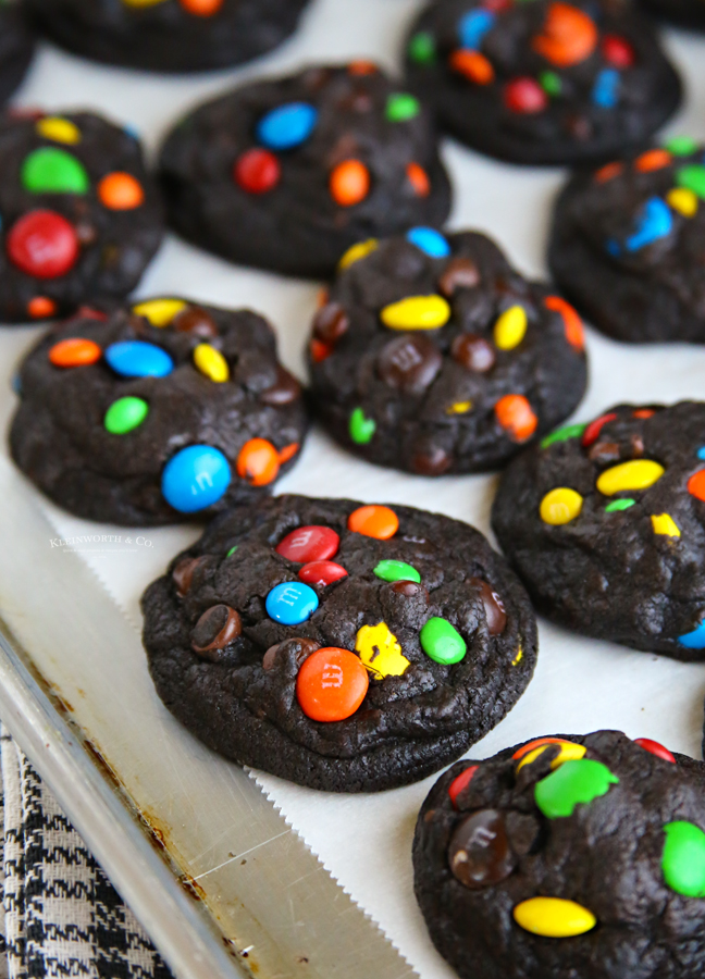 no chill chocolate cookies