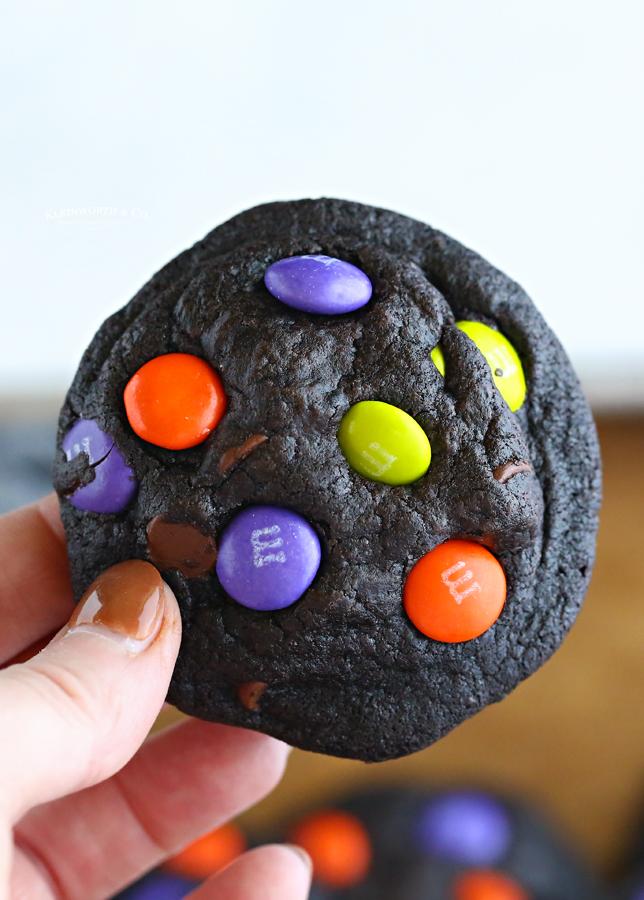 halloween party cookies