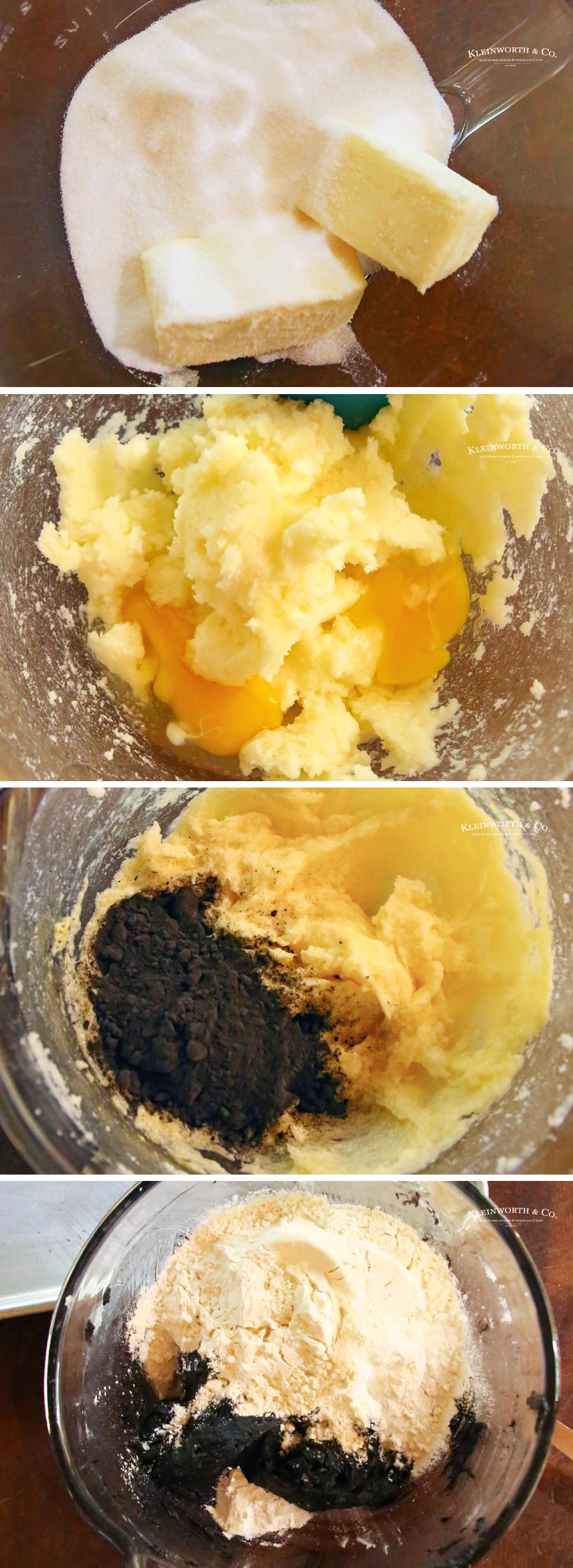 How to make Chocolate M&M Cookies
