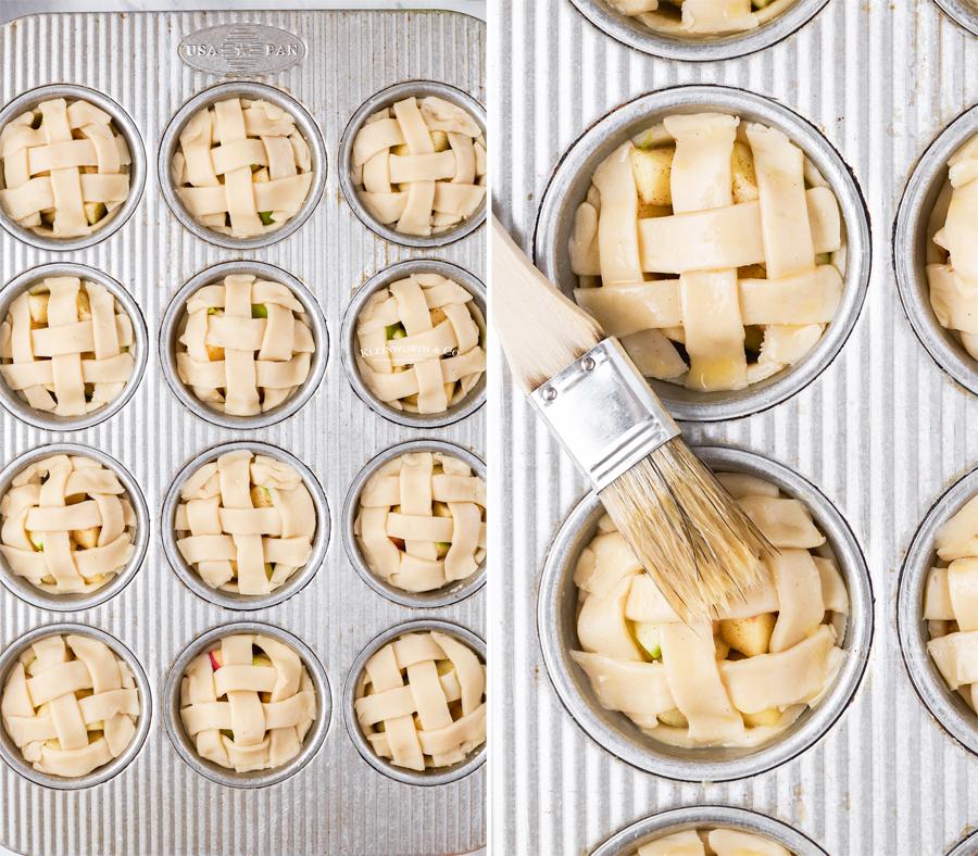 ready to bake tiny pies