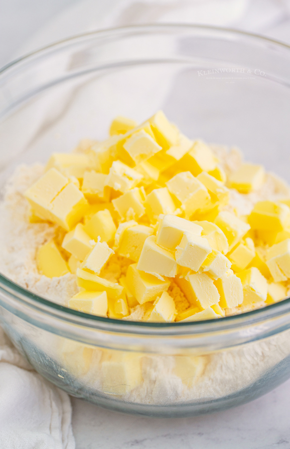 butter for pie crust