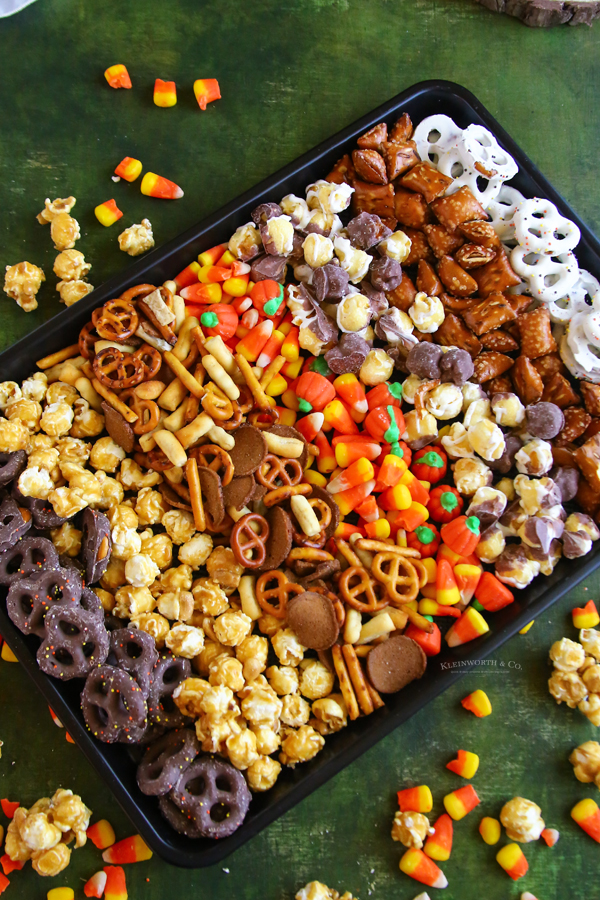 Chex-style snack mix