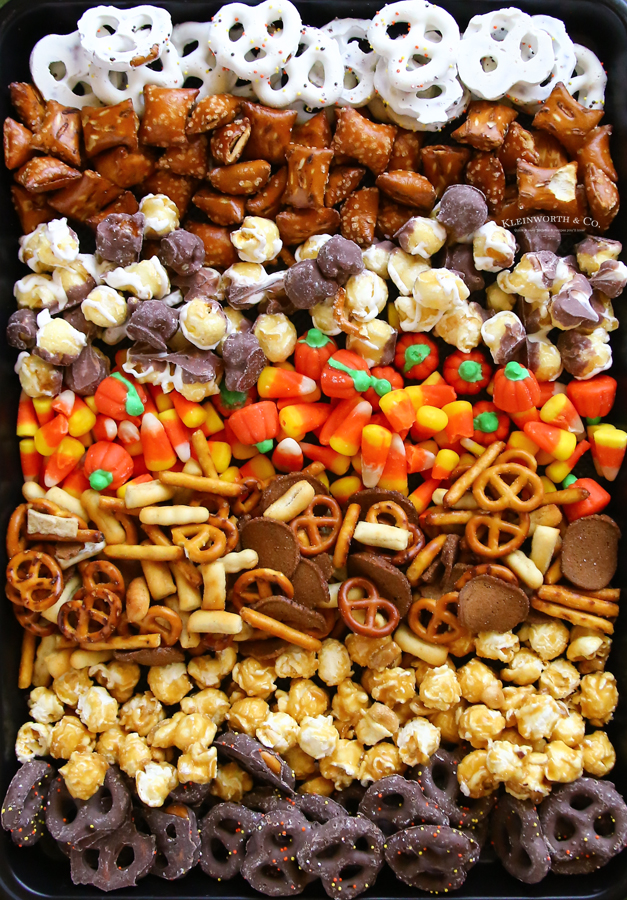 sweet snack mix