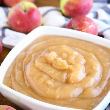 sugar-free applesauce