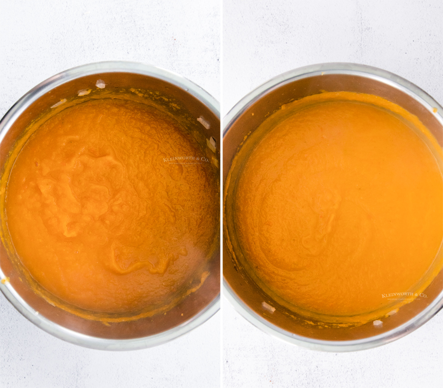 Recipe for Butternut Squash Soup