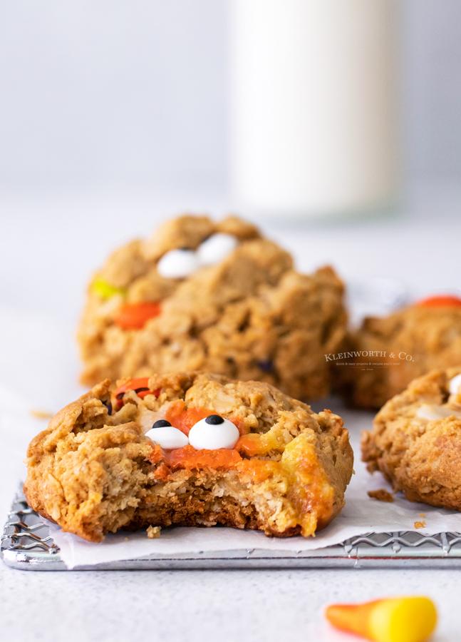 fun for kids Monster Cookies