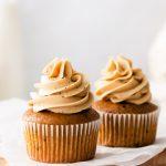 recipe for Pumpkin Spice Cupcakes