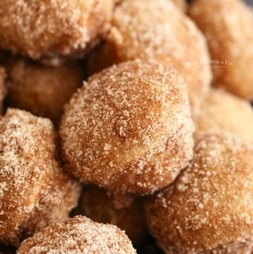 the best Cider Donut Holes