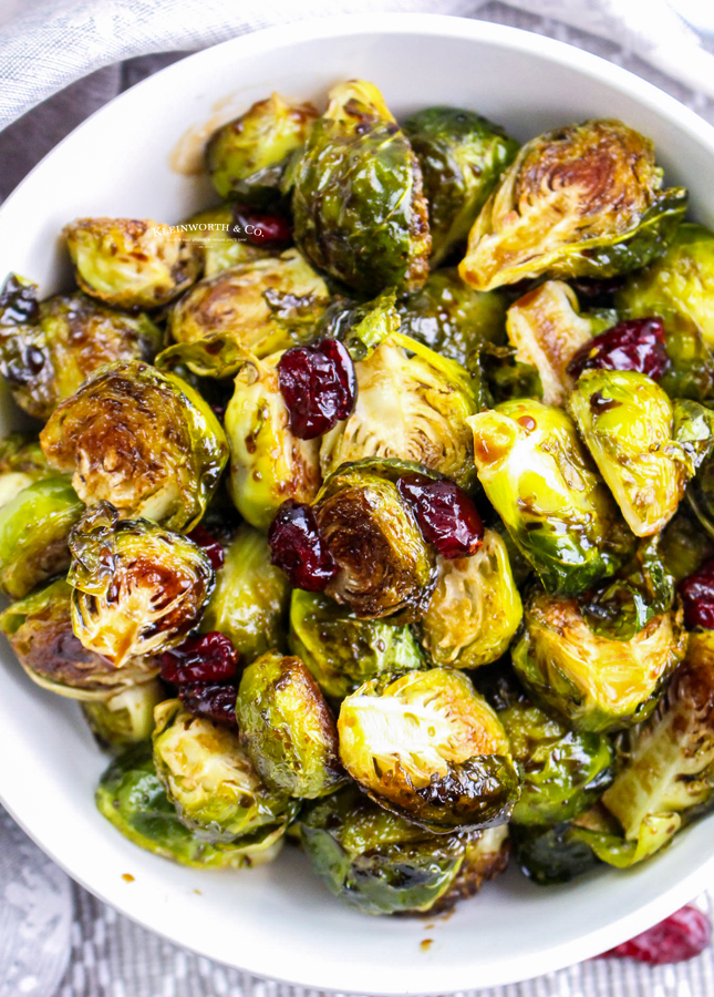 holiday Brussel Sprouts