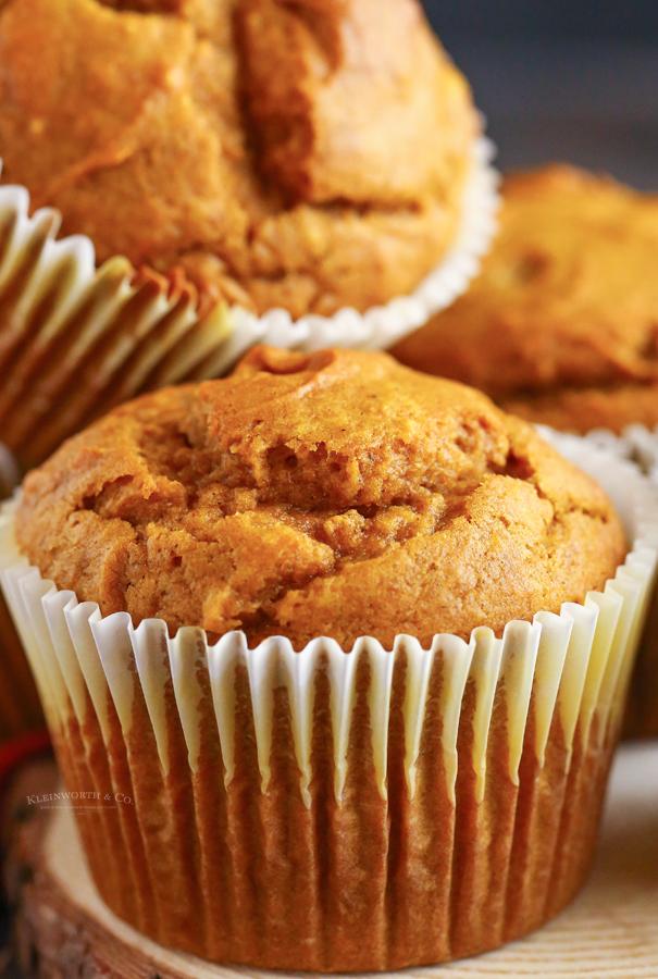 fall breakfast muffins