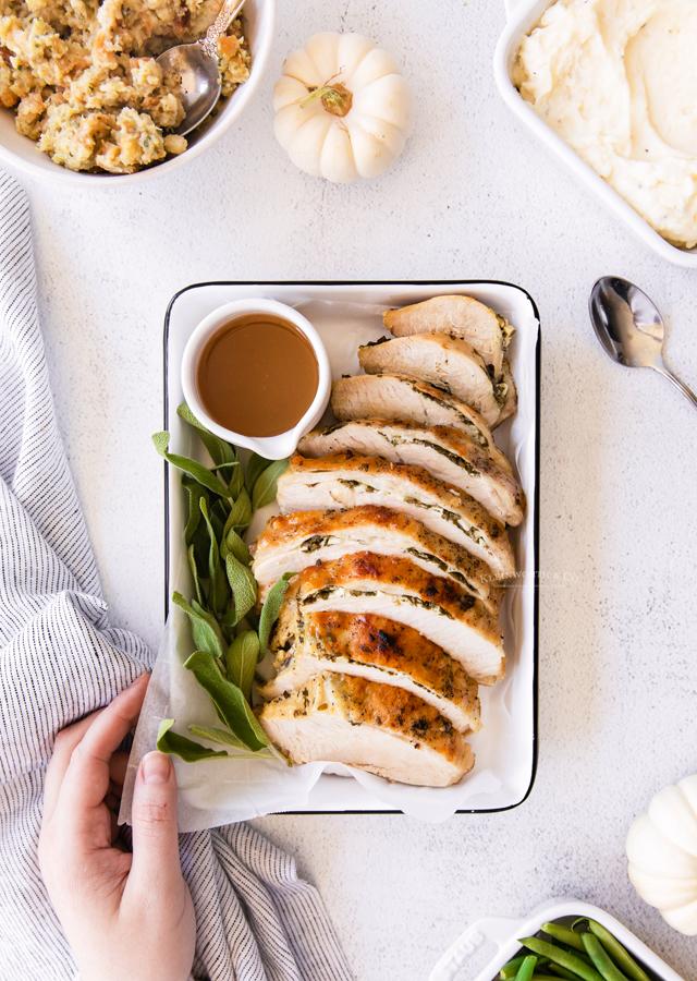 thanksgiving dinner instant pot