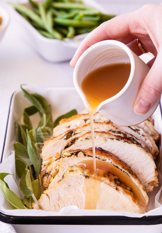 turkey and gravy instant pot