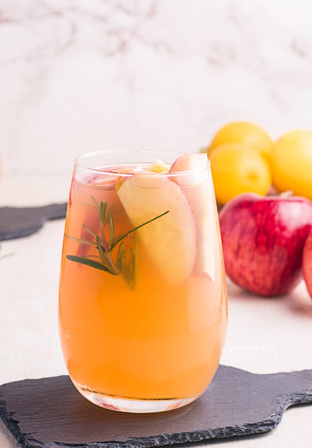 Non Alcoholic Thanksgiving Punch