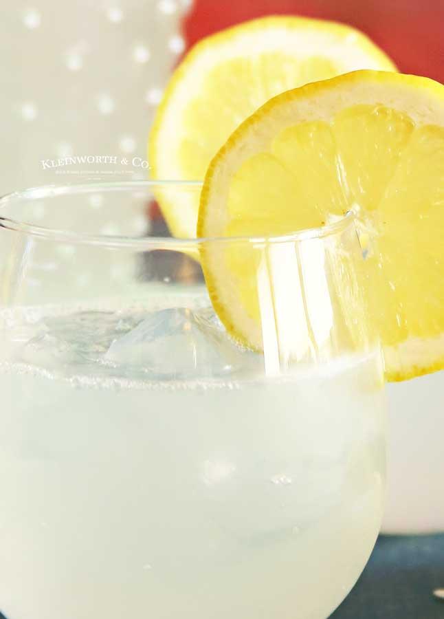 Mexican Lemonade