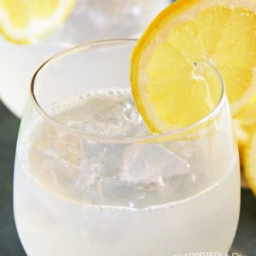 how to make Mexican Lemonade