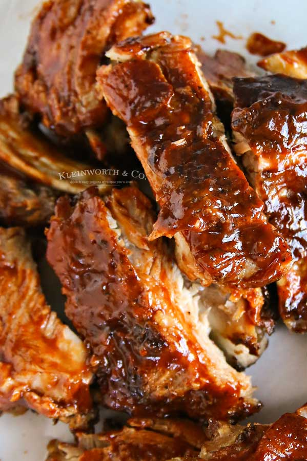 best recipe Baby Back Ribs