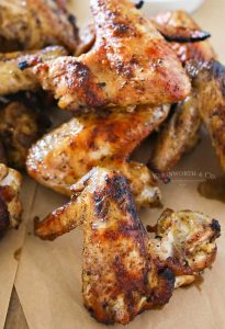 best grilled chicken wings