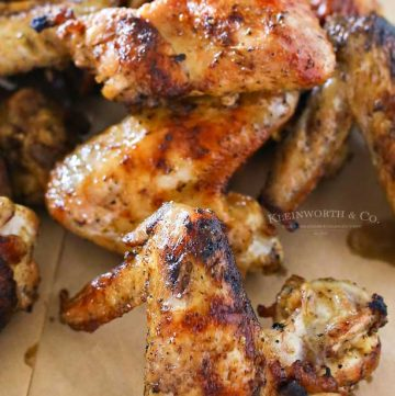 best grilled chicken wings