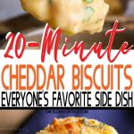 Recipe for Cheddar Bay Biscuits