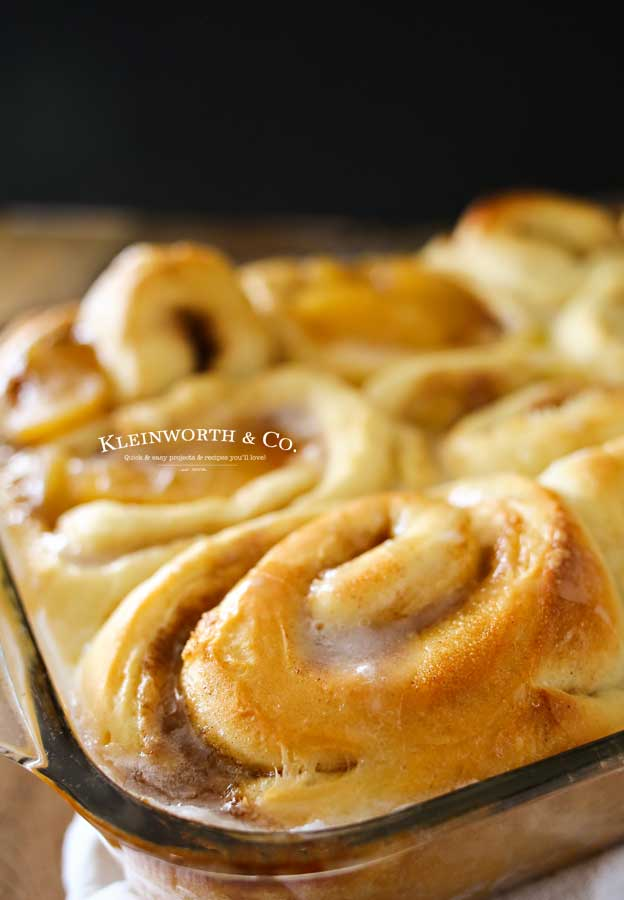 breakfast Apple Pie Cinnamon Rolls