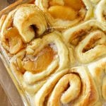 thanksgiving breakfast - Apple Pie Cinnamon Rolls